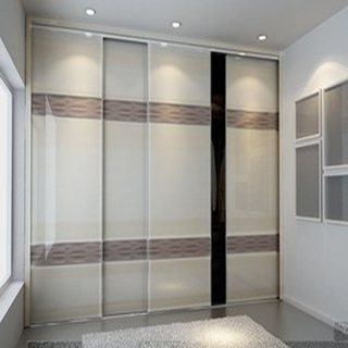 UV Sliding Door Wardrobe